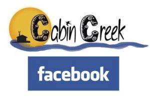 Cabin Creek on Facebook